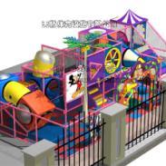 巴南区儿童游乐场连锁经营图片