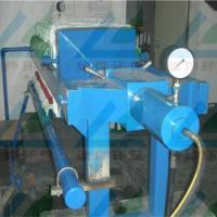 供应自动板框压滤机/厢式压滤机/耐腐蚀/耐酸碱