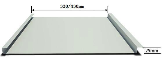 供应25-430型铝镁锰直立双锁边板/广东25-430型铝镁锰直立双锁边板供应/广东25-430型铝镁锰直立双锁边板价格