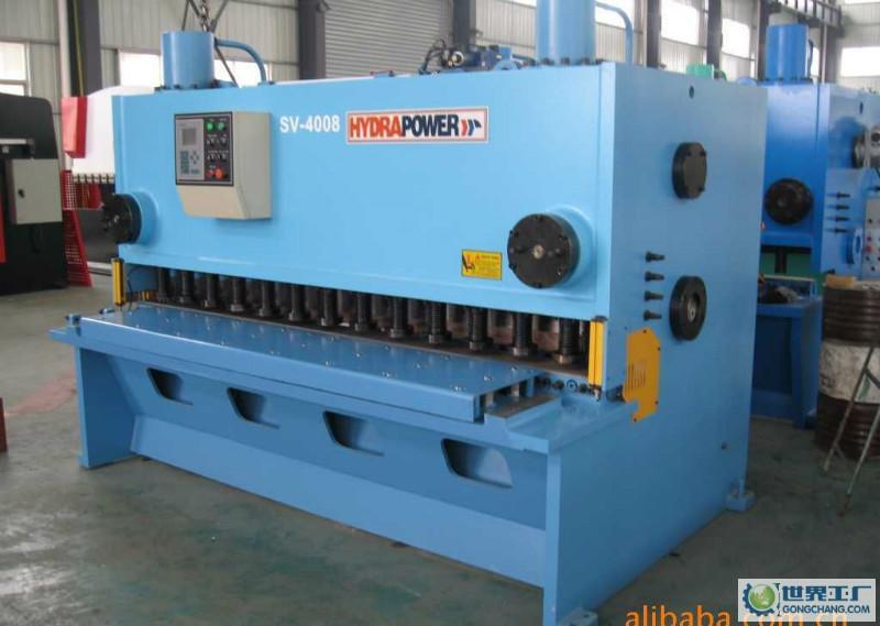 供应新疆大型剪板机图片