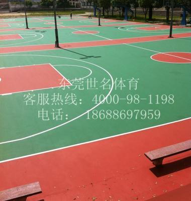 网球场地喷油漆图片/网球场地喷油漆样板图 (3)
