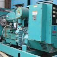 上海原装进口发电机回收公司图片