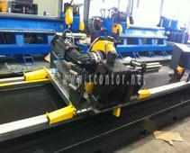 供应康特直缝焊管冷切飞锯机批发