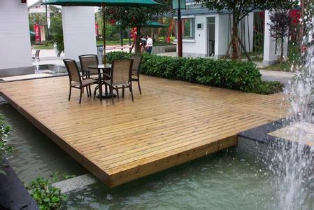 室外防腐木地板做法_室外防腐木地板做法成都防腐木地板四川绵阳