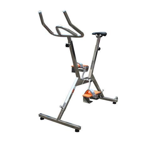供应中山市健身水中自行车-水中训练器-泳池摇摆机器
