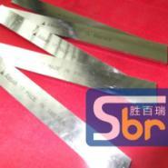 瑞典ASSAB+17钴超硬白钢车刀加工图片
