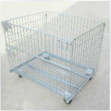 深圳松岗厂家供应生产仓储笼移动仓储笼批发