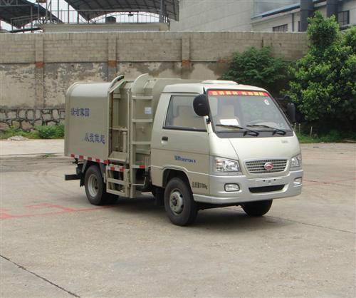 供应福田时代小卡型自装卸式垃圾车
