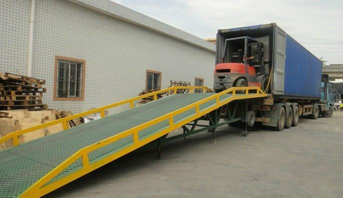 供应移动卸货平台生产第一货源