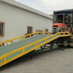 供应8吨移动式登車橋公司