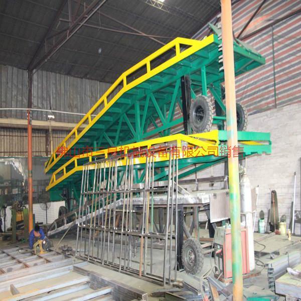 供应龙华手动机械调节装卸平台供货商