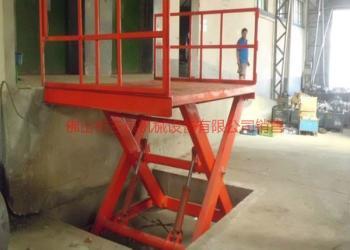 佛山大沥SJY移动式升降平台生产厂图片