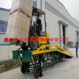 供应杏坛集装柜卸塑料平台登车桥生产厂