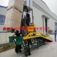 佛山集装箱装卸车桥移动卸货平台图片
