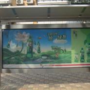 宿州不锈钢公交站牌图片