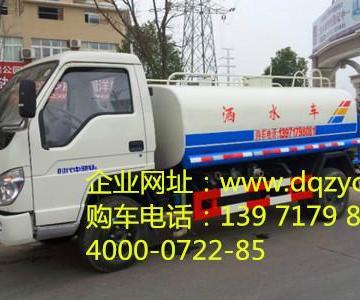 供应东风5吨洒水车价格、东风5吨洒水车厂家价格、福瑞卡洒水车图片
