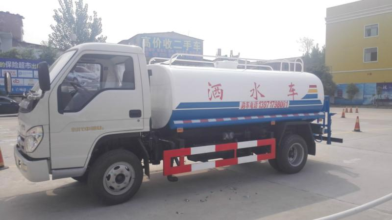 供应山东莱芜市东风18吨洒水车价格图片