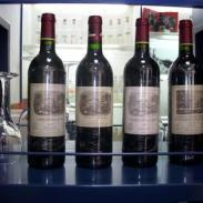 福建进口红酒市场图片