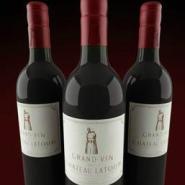 拉菲红酒中国代理图片