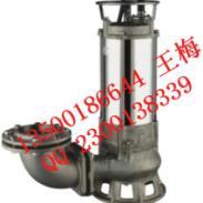 不锈钢高温潜水泵图片