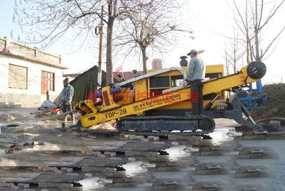 供应休宁县顶管施工队伍,专业非开挖工程报价