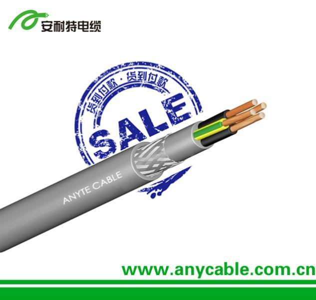 供应用于的KVVRP护套屏蔽控制软电缆