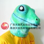蜥蜴面具图片
