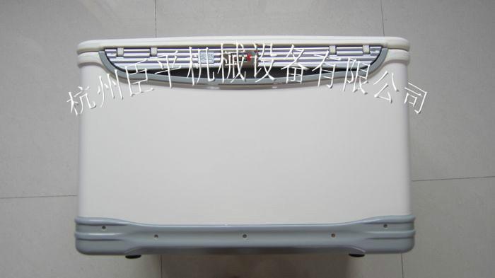 臣平冷链高品质加厚带密码锁冷藏箱CP040生物冷藏箱