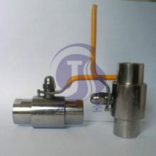 供应气源Q11F-64P高压球阀内螺纹