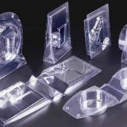昆山超雅优质PVC透明吸塑托盘图片
