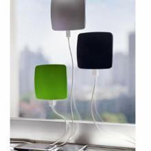 贴窗式太阳能充电器