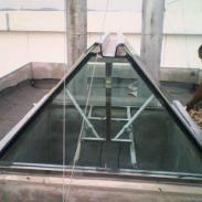 甘肃兰州哪有做电动天窗的兰州雁滩家具市场找创金泽自动门