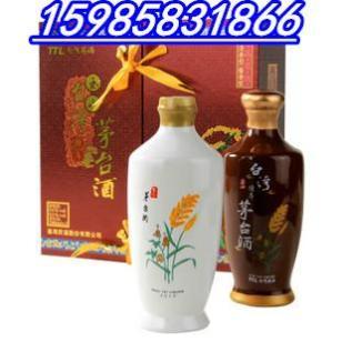 玉山茅台礼盒酒图片