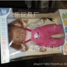 供应热销玩具论斤卖娃娃类   澄海最大成色最好库存玩具 手推娃娃等