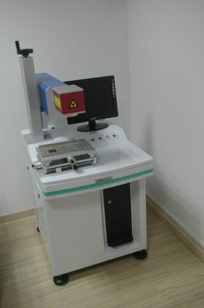 供应介绍10W光纤激光打标机的注意事项