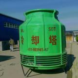 供应廊坊市高标准冷却塔_圆形,玻璃钢材质,经济耐用型