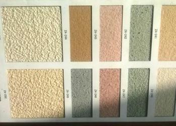 高品质仿大理石漆保温装饰板图片