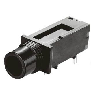 厂家供应pj-624有头耳机插座+进口材料LCP耐高温