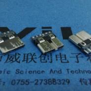 MICRO10P焊线式公头主体图片