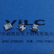 供应MICRO/HDMI连接器+19P母座 前插后贴 SMT 双排针批发