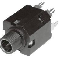 供应pj-620ha插件式耳机插座有头◆带铜环+矩形铜端子