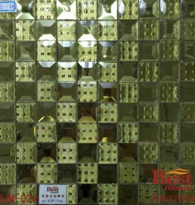 玻璃马赛克图片/玻璃马赛克样板图 (4)