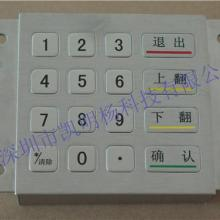 供应金属加密键盘供应商