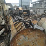 承包电厂整厂拆迁车间设备回收图片