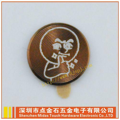供应CD纹金属按键手机金属按键定制