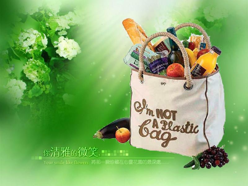 供应用于广告宣传的鹤岗无纺布袋、环保袋、购物袋