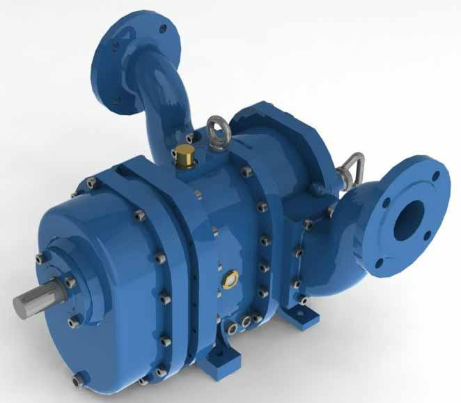 供应凸轮泵LH旋转活塞泵高自吸转子泵