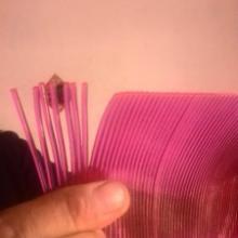 专业生产软门帘塑料门帘PVC塑料帘pvc软帘夏季丝帘图片