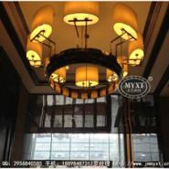 成都酒店工程照明灯具图片