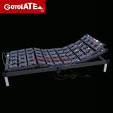 供应歌蕾丝电动床架okin电机多功能电动床批发